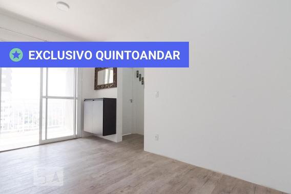 Apartamento No 10º Andar Com 2 Dormitórios E 1 Garagem - Id: 892963276 - 263276