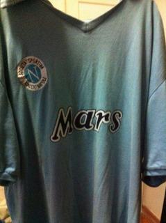 Camisa Liga Retro Naploli 1989