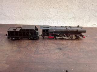 Locomotora Tren Vapor Fleischmann 41-1364 H O