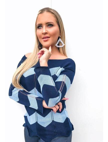 Kit 6 Blusa Loja Online Tricot Suéter Atacado Casaco Kt167