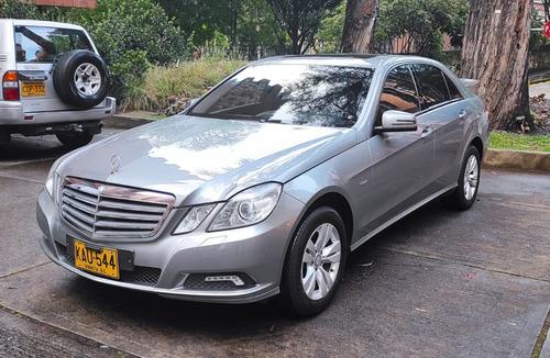 Mercedes-benz Clase E 1.8 Cgi Blueefficiency