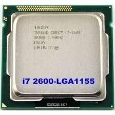 Processador Lga 1155 Core I7 2600 3.40 Ghz 8mb Frete Gratis