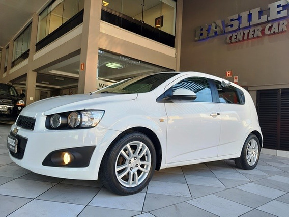 Chevrolet Sonic Hatch 1.6 Ltz 16v Flex Aut. 2014