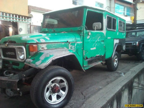 Toyota Macho Chasis Largo 4x4 - Sincronico