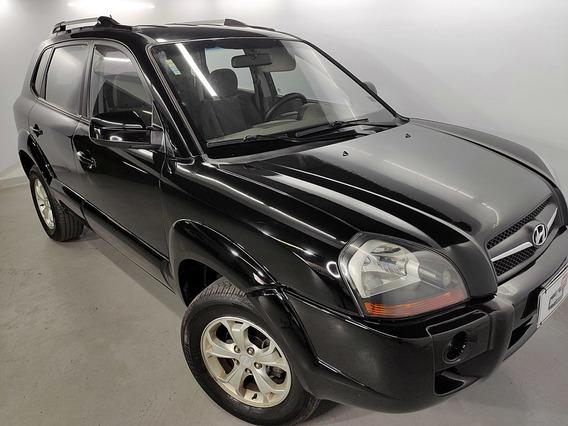 Hyundai Tucson 2.0 Mpfi Gls 16v 143cv 2wd 4p Automático...
