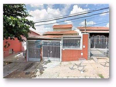 Casa Residencial Em Campinas - Sp, Vila São Bento - Ca01229