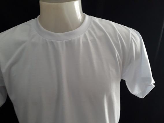 Kit Com 50 Camisetas Branca