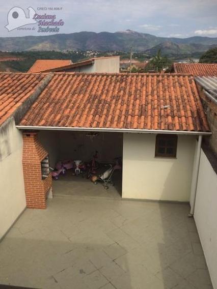 Casa Para Venda Em Atibaia, Jardim Das Cerejeiras, 3 Dormitórios, 1 Suíte, 2 Banheiros, 2 Vagas - Ca00394