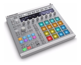 Controlador Maschine Mk2 White Native Instruments