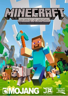 Minecraft Windows 10 Edition Codigo Original