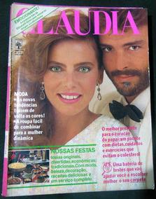 Revista Claudia 275 Bruna Lombardi Xuxa Agosto 1984