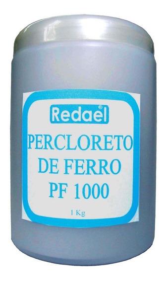 5 Percloreto De Ferro 1kg Para Circuito Impresso Pci.