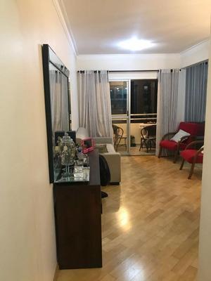 Apartamento Em Tatuapé, São Paulo/sp De 78m² 3 Quartos À Venda Por R$ 638.000,00 - Ap235658