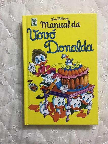 Livro - Manual Da Vovó Donalda