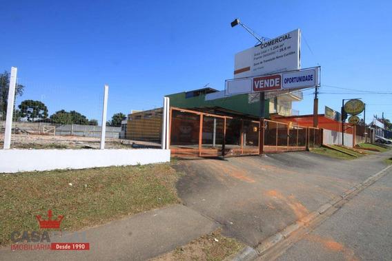 Terreno Comercial À Venda, Campo Comprido, Curitiba - Te0026. - Te0026