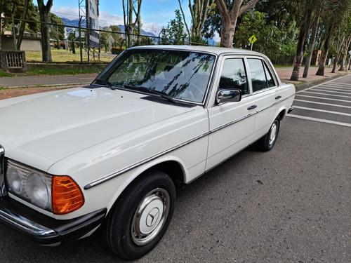 Mercedes-benz 230 1982 2.3 W123