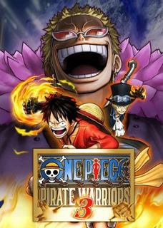 One Piece Pirate Warriors 3 Steam Key Global Digital