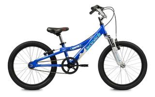 Bicicleta Olmo Reaktor Rodado 20 Infantil