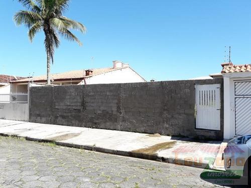 Terreno Para Venda Em Peruíbe, Cidade Nova Peruibe - 1702_2-719340