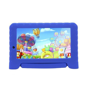 Tablet Multilaser Azul Kid Pad Plus Quad Core 8gb 7pol