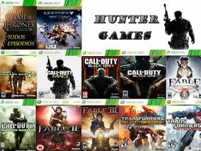 Pacote 12 Jogos Midia Digital + Dlc Xbox 360 Envio Imediato!