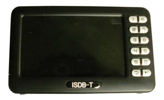 Tv Digital Portatil 4.3 Radio Fm Pendrive Hd Video Micro Sd