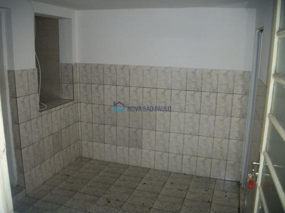 Casa Térrea Para Locação No Bairro Taboão Em Diadema - Cod: Di5656 - Di5656