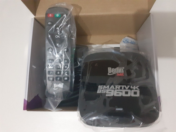 Smart Box 4k Android 6.0 Bs 9600 Bedin