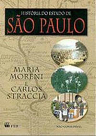 História Do Estado De Sao Paulo Nc