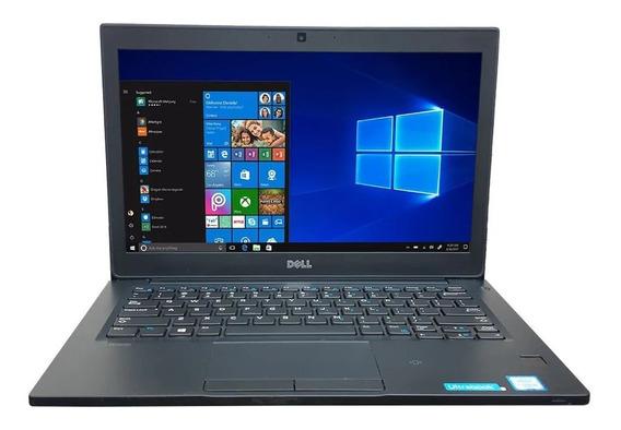 Notebook Dell Latitude E7270 Core I5 8gb Ssd 256gb Touch Fhd