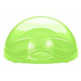 Caixa Protetora Para Chupeta Nuk Verde