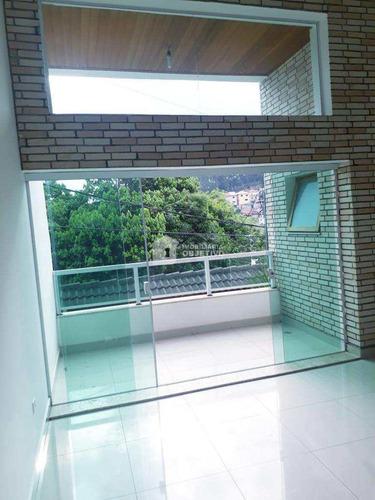 Imagem 1 de 15 de Sobrado Com 3 Dorms, Parque Das Cigarreiras, Taboão Da Serra - R$ 850 Mil, Cod: 4194 - V4194