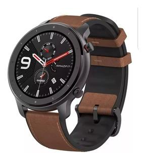 Relógio Xiaomi Amazfit Gtr 47mm A1902 Smartwatch Gps Glonas