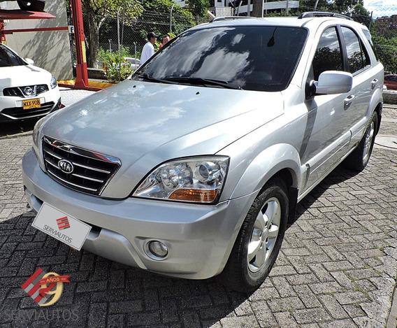 Kia Sorento Ex Tp 4x4 Diesel 2.5 2008 Mnv908