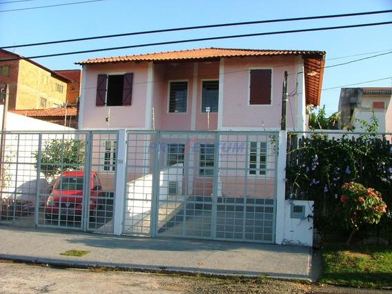 Casa À Venda Em Jardim Antonio Von Zuben - Ca278030