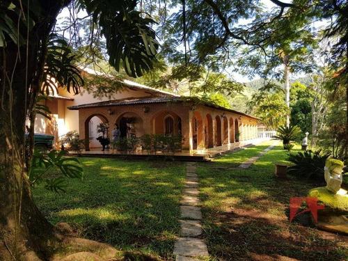 Chácara Com 4 Dormitórios À Venda, 8000 M² Por R$ 750.000,00 - Zona Rural - Pinhalzinho/sp - Ch0228
