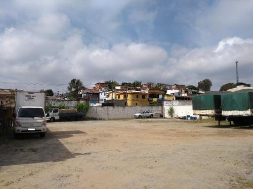 Imagem 1 de 23 de Terreno Comercial Para Venda E Locação, Vila Luzita, Santo André. - Te4088