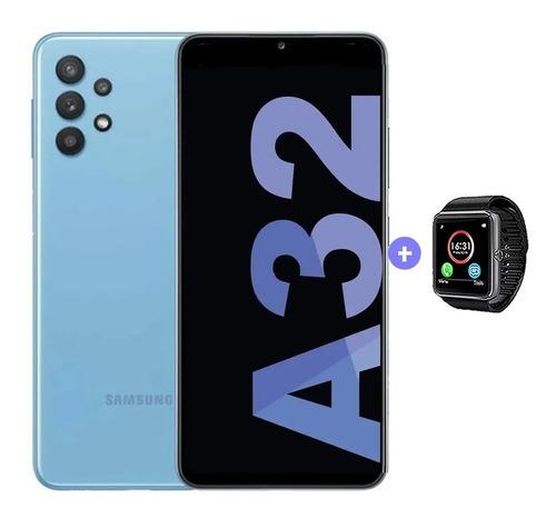 Celular Samsung Galaxy A32 6,4 128 Gb 8 Gb + Smartwatch