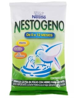 10 Nestogeno Bolsa X 135 G. Bebés 0 A 12 Meses