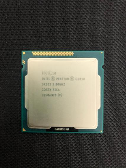 Processador Intel Pentium G2030 3.0ghz / Soquete 1155