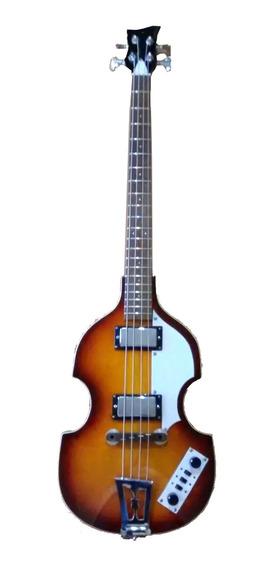 Bajo Electrico 4 Cuerdas Racker Plus 443 Violin