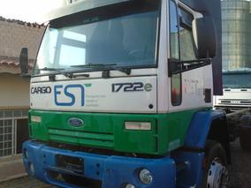 Ford Cargo 1722 Toco Chassis 2009 75000 So Pra Venda