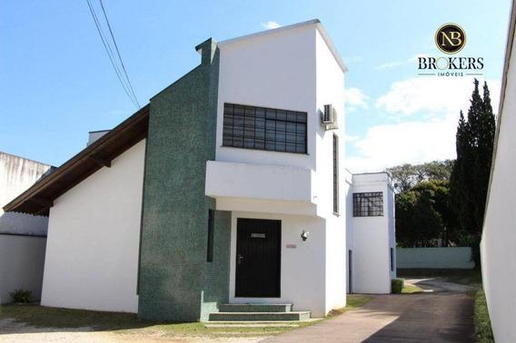 Sala Para Alugar, 12 M² Por R$ 1.400/mês - Santa Felicidade - Curitiba/pr - Sa0061