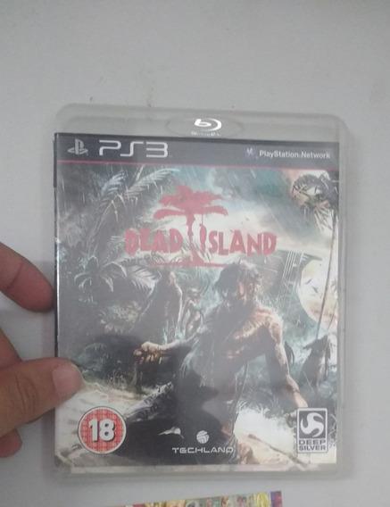 Jogo - Dead Island - Playstation 3