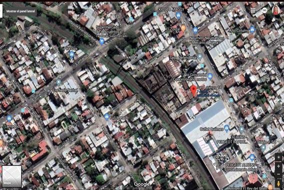 Lote En Venta Ideal Constructor Quilmes Centro