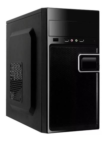 Micro Desktop Core 2 Duo / 4gb / Hd160gb + Wifi - Windows 10