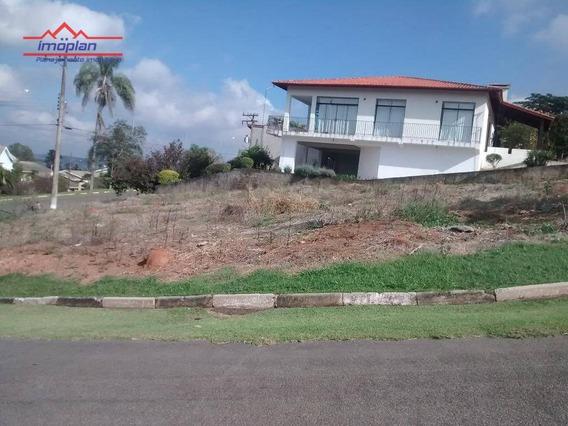 Terreno Residencial À Venda, Condominio Parque Das Garças I, Atibaia. - Te1061
