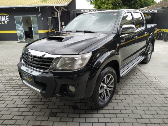 Toyota Hilux Diesel 4x4 3.0 2013
