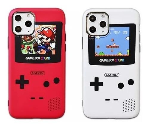 Nintendo Case 36 Juegos Con Mario Bros iPhone XS Max X Xs
