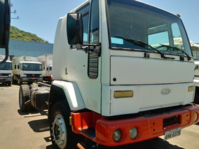 Ford Cargo 1717 Cabine Leito Chassis 4x2